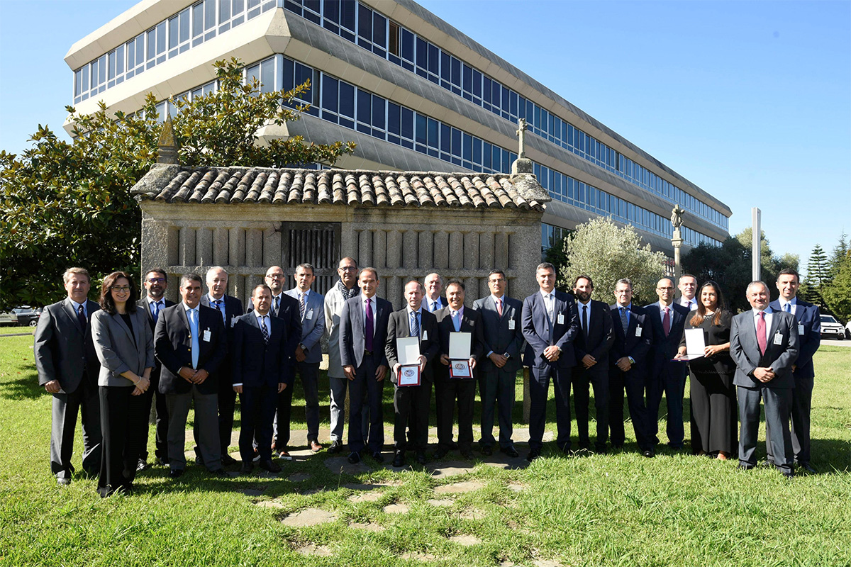 BATZ Zamudio, Groupe PSA Best Plant Excellence Award 2017.