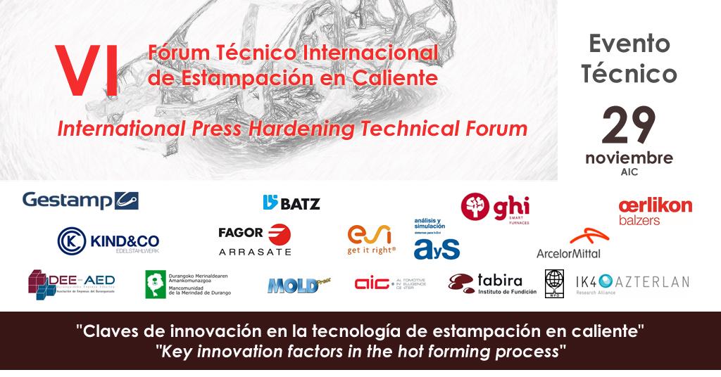 Press Hardening Forum 2018