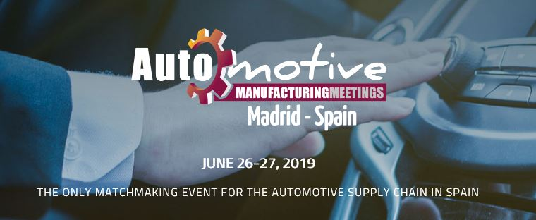 BATZ at Automotive Manufacturing Meetings Madrid 2019