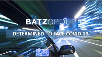 BATZ GROUP determined to face COVID-19